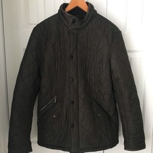 Quilted Barbour jacket Powell